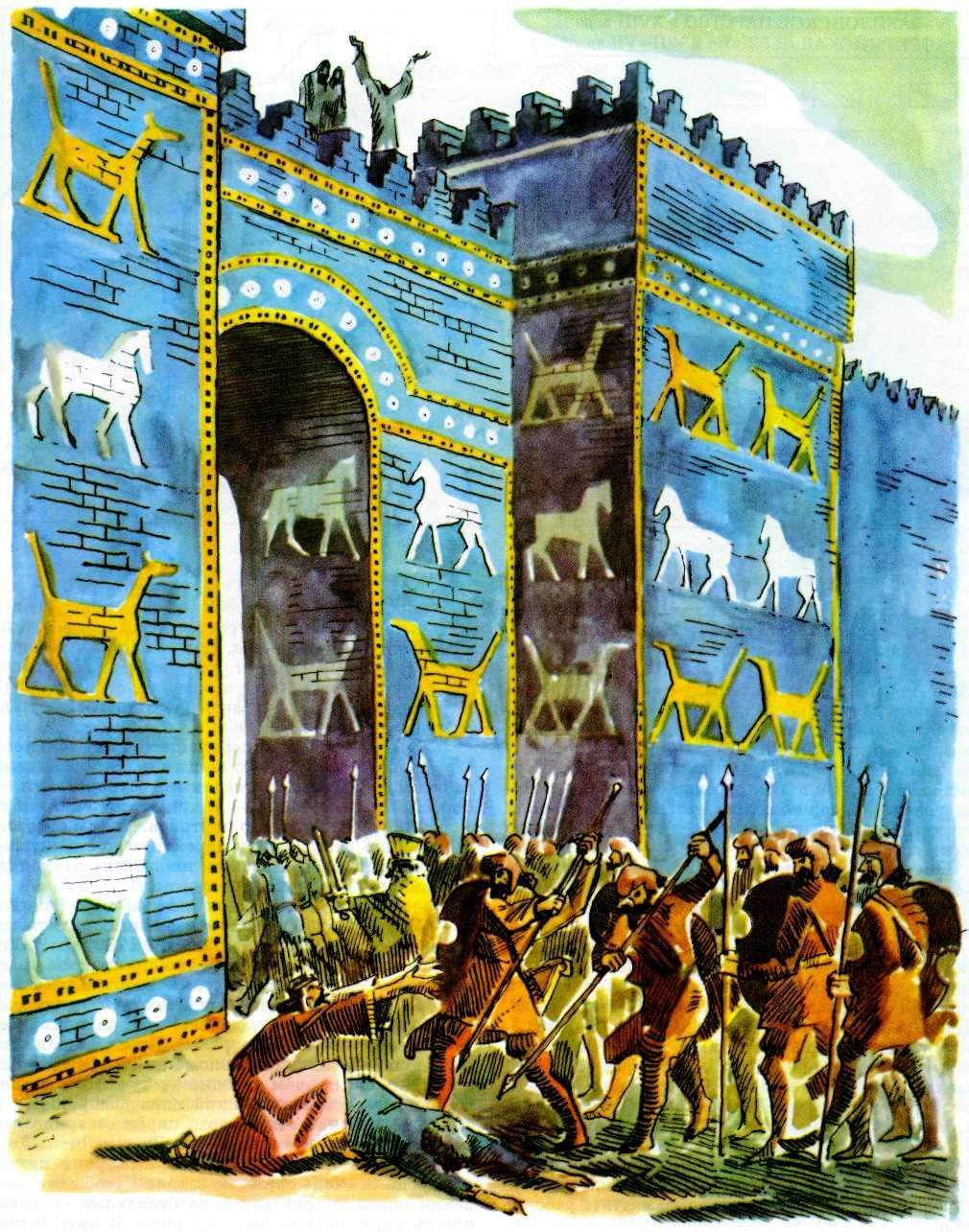 История всемирная история вавилон