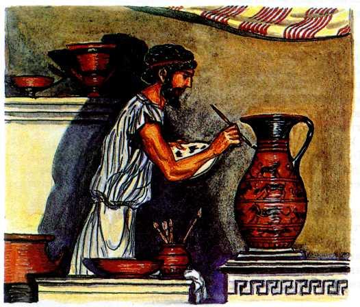 Всемирная история древняя греция