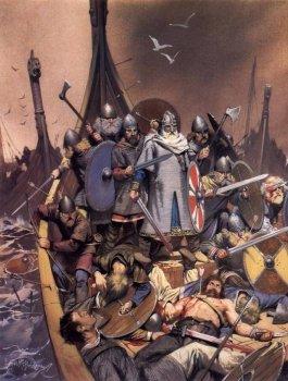 Викинги в Западной Европе