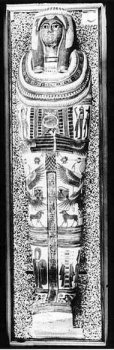 Мумия и саркофаг Мирисамон