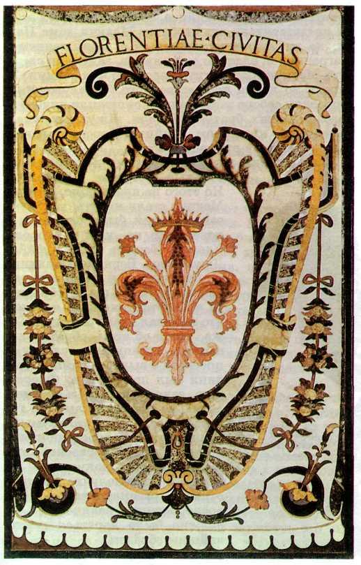 герб флоренции