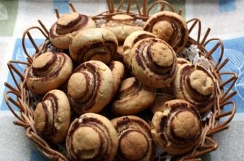 Простое печенье в необычном исполнении